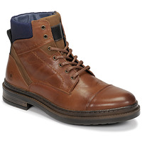 Chaussures Homme Boots Casual Attitude NYSOPE Camel