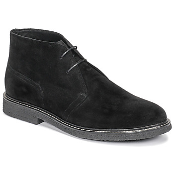 Chaussures Homme Boots Casual Attitude NETOINE Noir