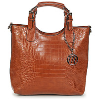 Sacs Femme Sacs porté main Moony Mood EMIRA CROCO Marron