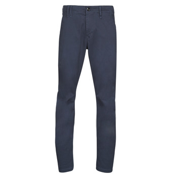 Vêtements Homme Chinos / Carrots G-Star Raw VETAR SLIM CHINO mazarine blue