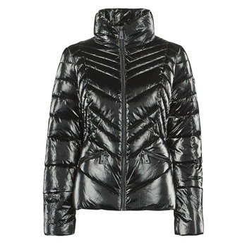 Vêtements Femme Doudounes Guess TAMMIE Noir