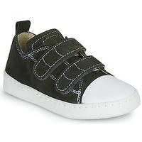 Chaussures Garçon Baskets basses Citrouille et Compagnie NADIR Kaki