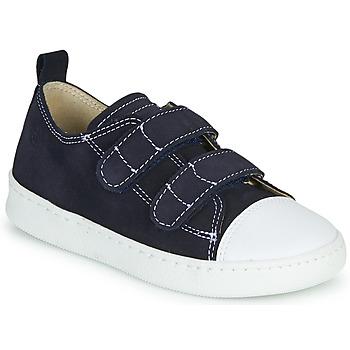 Chaussures Garçon Baskets basses Citrouille et Compagnie NADIR Marine