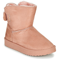 Chaussures Fille Boots Citrouille et Compagnie NOCHO Rose