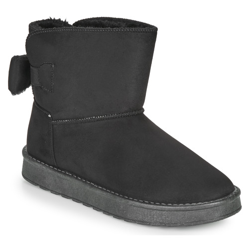 Chaussures Femme Boots Moony Mood NOWER Noir