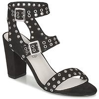 Chaussures Femme Sandales et Nu-pieds Les Petites Bombes GLAILEUL Noir