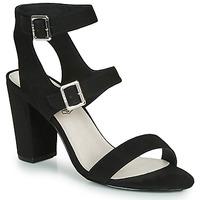 Chaussures Femme Sandales et Nu-pieds Les Petites Bombes GRACE Noir