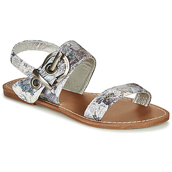 Chaussures Femme Sandales et Nu-pieds Les Petites Bombes PERVENCHE Gris