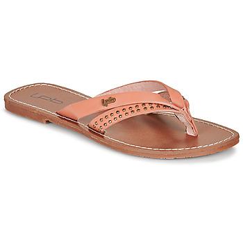 Chaussures Femme Sandales et Nu-pieds Les Petites Bombes PETRA Rose