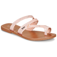 Chaussures Femme Tongs Les Petites Bombes TEXANE Rose