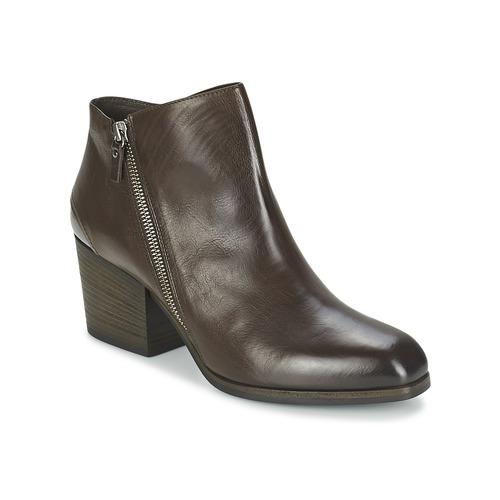 Chaussures Femme Low boots Vic ASSINOU Marron