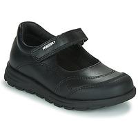 Chaussures Fille Ballerines / babies Pablosky 334210 Noir