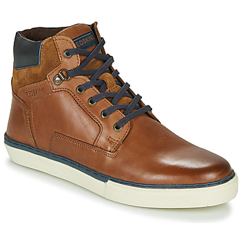 Chaussures Homme Baskets montantes Redskins CHARDON Cognac / Marine
