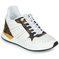 Chaussures Femme Baskets basses Guess REJJY Blanc