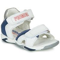 Chaussures Garçon Sandales et Nu-pieds Primigi  Blanc