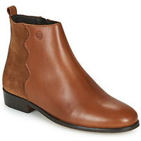 Chaussures Femme Boots Betty London HELOI Camel