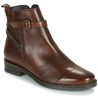 Chaussures Femme Boots Betty London NORIA Marron