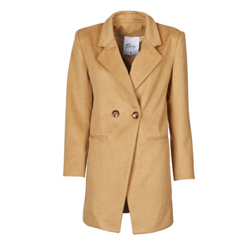 Vêtements Femme Manteaux Betty London LORDLY Beige