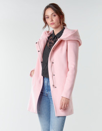Vêtements Femme Manteaux Moony Mood NANTE Rose