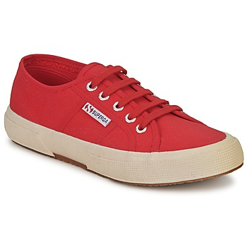 Chaussures Baskets basses Superga 2750 CLASSIC Rouge