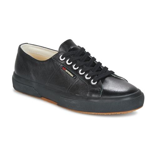 Chaussures Baskets basses Superga 2750 FGLU Noir