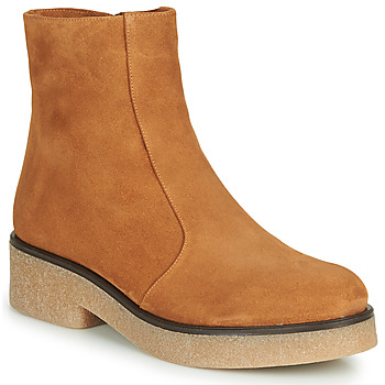 Chaussures Femme Boots Chie Mihara YETI Camel