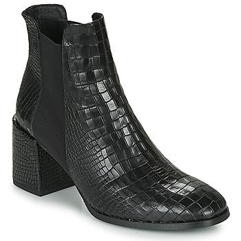 Chaussures Femme Bottines Fericelli NONUTS Noir