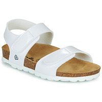 Chaussures Fille Sandales et Nu-pieds Citrouille et Compagnie BELLI JOE Blanc
