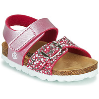 Chaussures Fille Sandales et Nu-pieds Citrouille et Compagnie MIRTINO Rose