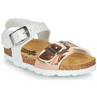 Chaussures Fille Sandales et Nu-pieds Citrouille et Compagnie RELUNE Rose
