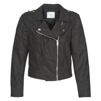 Vêtements Femme Vestes en cuir / synthétiques JDY JDYNEW PEACH Noir