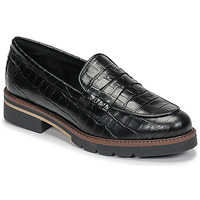 Chaussures Femme Mocassins Betty London NOUMA Noir croco