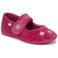 Chaussures Fille Chaussons Citrouille et Compagnie LANINOU Bordeaux