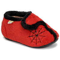 Chaussures Fille Chaussons Citrouille et Compagnie NOLIROSSO Rouge