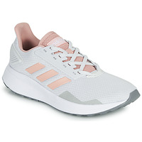 Chaussures Baskets basses adidas Performance DURAMO 9 Gris / rose