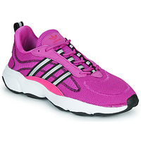 Chaussures Baskets basses adidas Originals HAIWEE W Violet