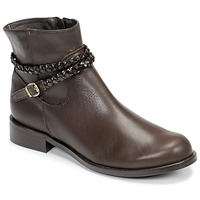 Chaussures Femme Boots So Size OSCARDO Marron
