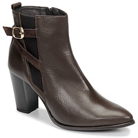 Chaussures Femme Bottines So Size AURELIO Marron