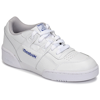 Chaussures Enfant Baskets basses Reebok Classic WORKOUT PLUS Blanc