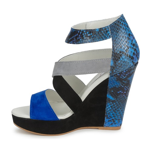Serafini CARRY Noir / Bleu / Gris
