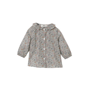 Vêtements Fille Tops / Blouses Cyrillus  4595799 Multicolore