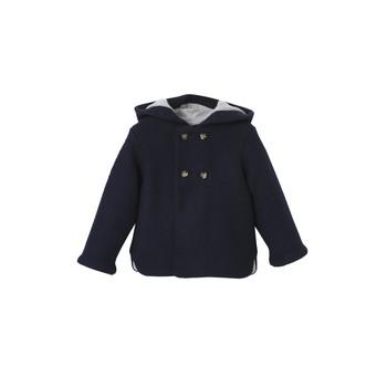 Vêtements Garçon Gilets / Cardigans Cyrillus  4595268 Bleu
