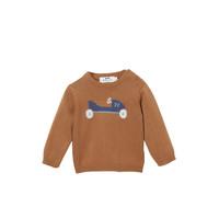 Vêtements Garçon Pulls Cyrillus  4595640 Marron