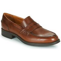 Chaussures Homme Mocassins Carlington JALECK Marron