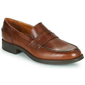 Chaussures Homme Mocassins Carlington JALECK Marron