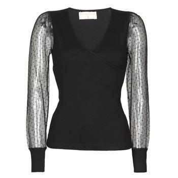 Vêtements Femme Pulls Moony Mood NOXI Noir