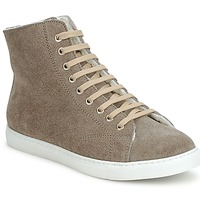 Chaussures Baskets montantes Swamp MONTONE SUEDE Gris