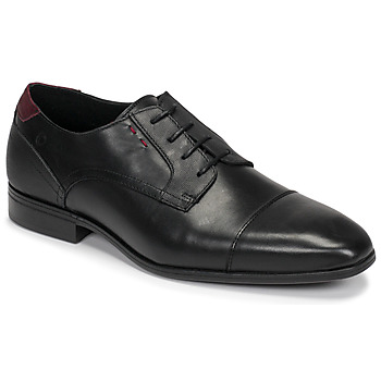 Chaussures Homme Derbies Carlington NIMALE Noir