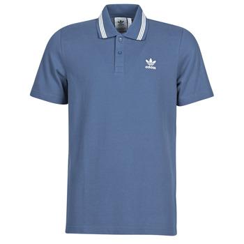 Vêtements Homme Polos manches courtes adidas Originals PIQUE POLO Bleu