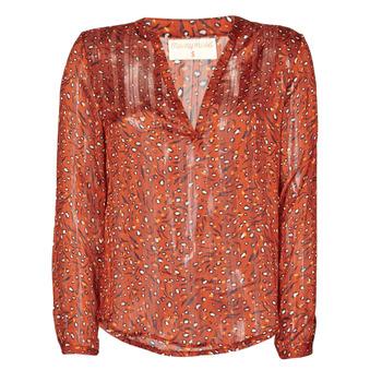Vêtements Femme Tops / Blouses Moony Mood NOUM Rouille